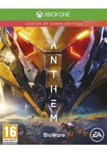XBOX ONE Hymne - Légion de l'aube - Xbox One