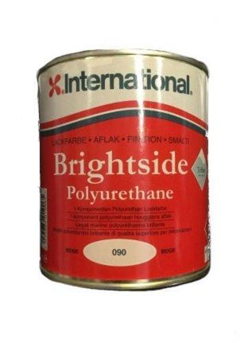 International Couche de finition - polyuréthane Brightside - 090 beige - 750 ml
