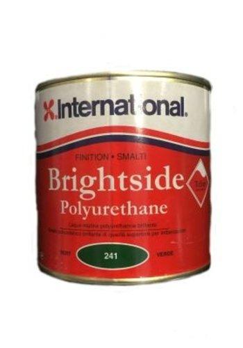 International Couche de finition - polyuréthane Brightside - vert - 750 ml
