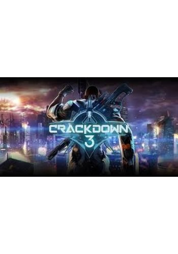 XBOX ONE Crackdown 3 - XBOXONE