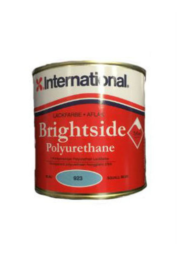 International Couche de finition - polyuréthane Brightside - bleu 923 - 750 ml