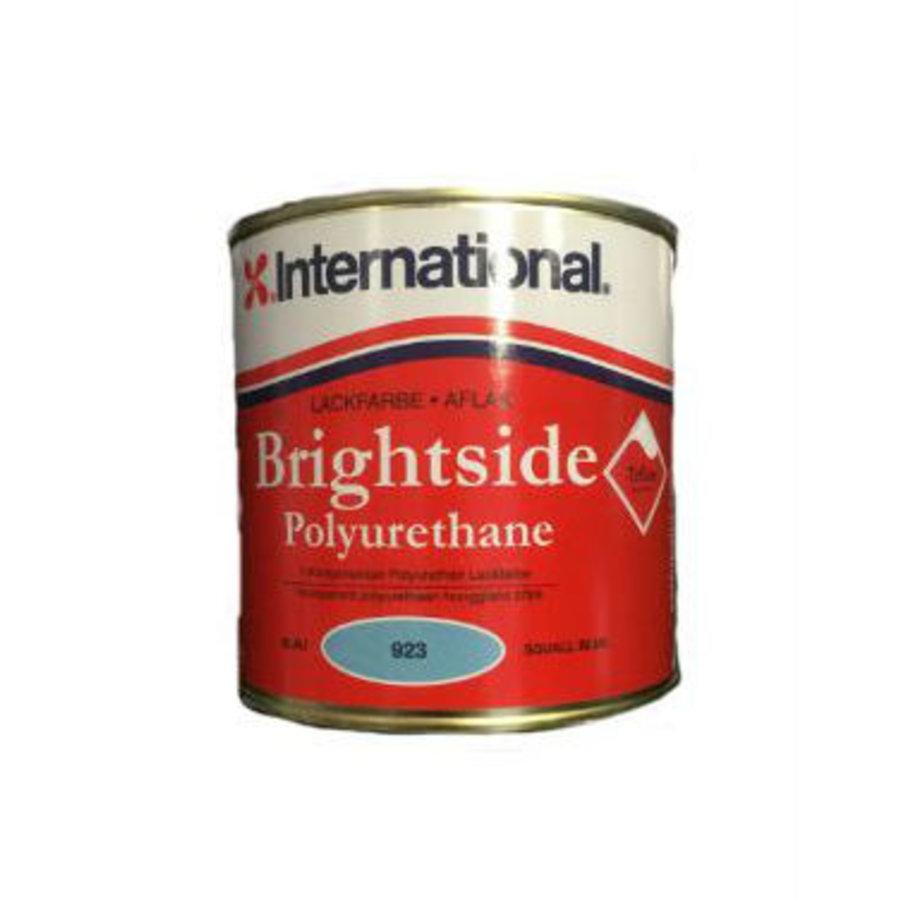 Couche de finition - polyuréthane Brightside - bleu 923 - 750 ml