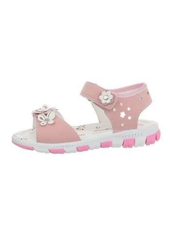 Neckermann Kinder Sandaletten - pink