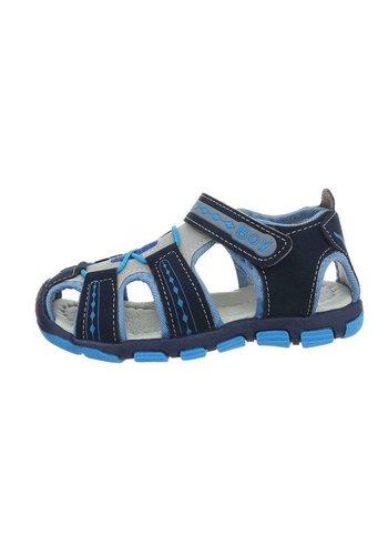 Neckermann Sandales pour enfants - bleu