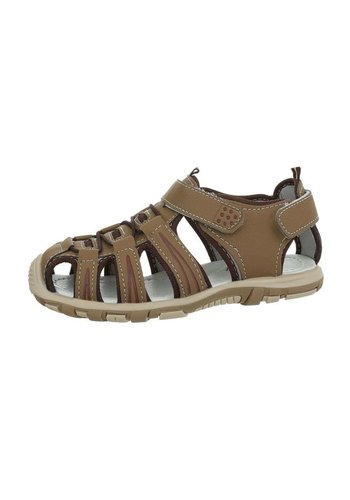 Neckermann Kinder Sandaletten - khaki