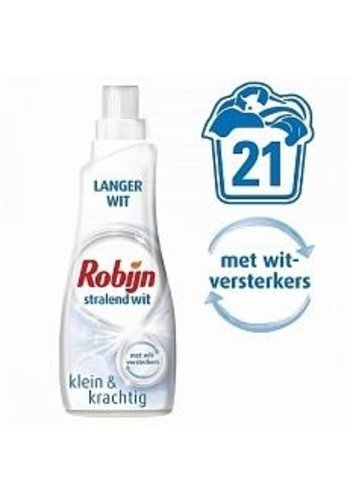 Robijn Stralend wit - 735 ml