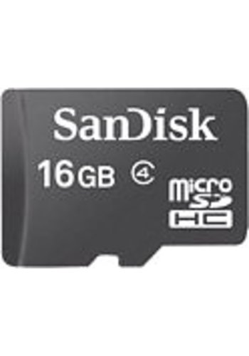 Sandisk SanDisk Micro Sd 16Gb Card Only