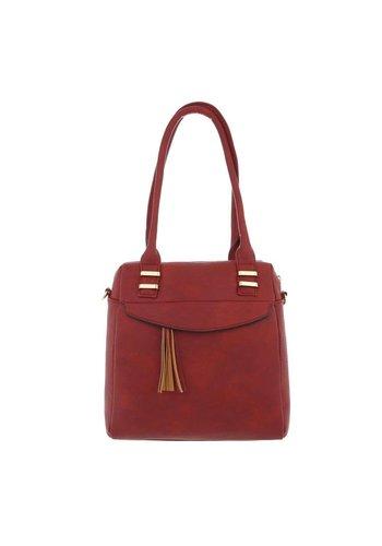 Neckermann Damen Handtasche-bordeaux