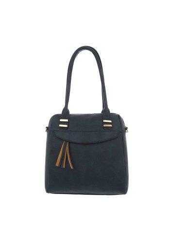 Neckermann Damentasche blau