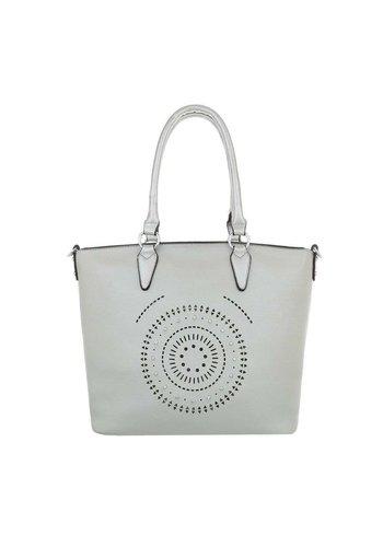 Neckermann Damen Handtasche-silver