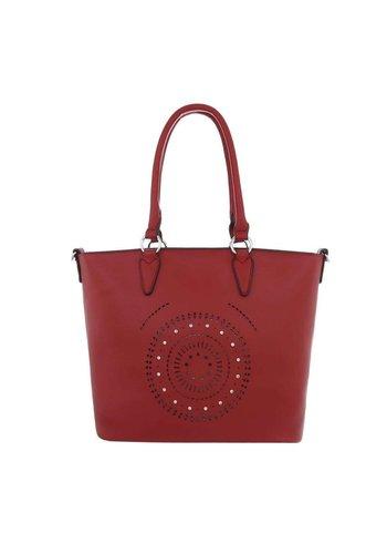 Neckermann Damen Handtasche-red