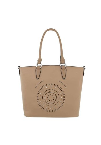 Neckermann Damenhandtasche Aprikose