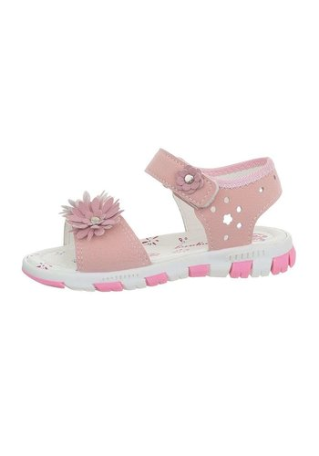 Neckermann Kinder Sandaletten - pink