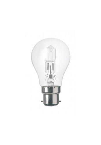 Sigalux Energiesparende Halogenlampe B22 A55 53W