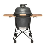 Barbecue Keramisch - grijs - large