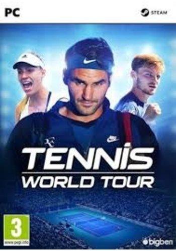 PC Game Tennis World Tour - PC