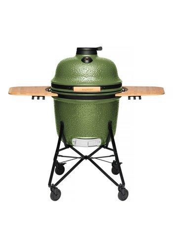 Neckermann Barbecue Keramisch - groen  - large