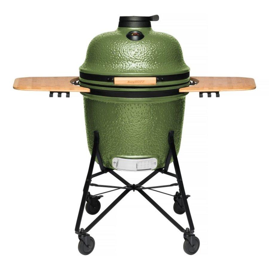 Barbecue Keramisch - groen  - large