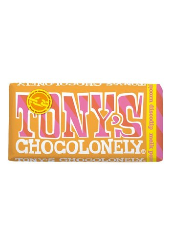 Tony's Chocolonely Milch Popcorn Disco Dip - 175g