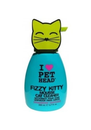 Pet Head Fizzy Kitty Mousse - 200ml