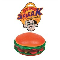 Super sqeak hambuger - speeltje