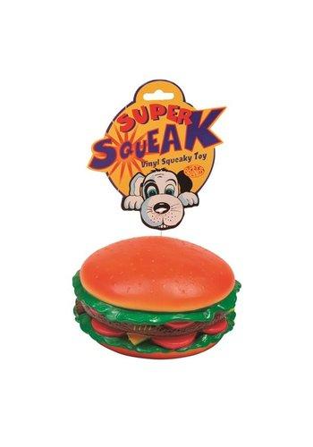 Neckermann Super sqeak hambuger - speeltje