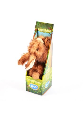 Duvo Forest friends Roger het konijn 29x9 cm