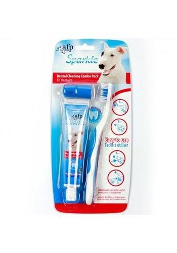 afp Sparkle tandverzorgingsset