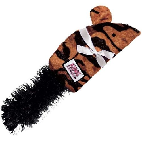Kong Motif Kickeroo Tigre Brun - 23 cm