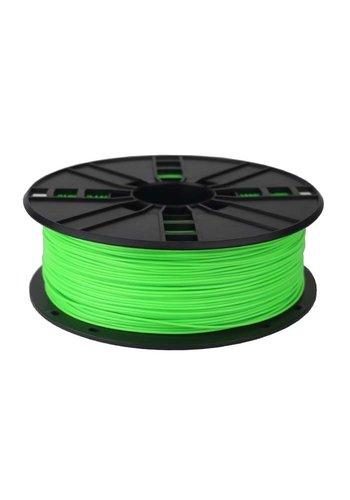 Gembird3 ABS Filament  Fluorescent Green, 1.75 mm, 1 kg