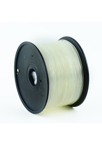 Gembird3 ABS Filament Transparent, 1.75 mm, 1 kg