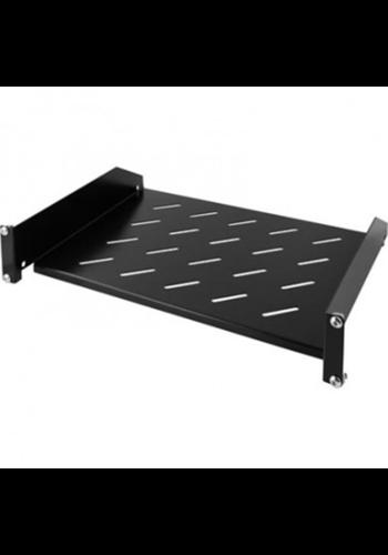 Gembird 19'' rack 2U shelf, 400 mm depth