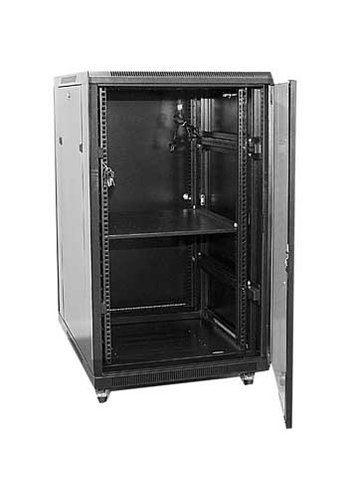 Gembird 19' standard rack metal cabinet 20U 600X800MM, unassembled, part 1 of 3