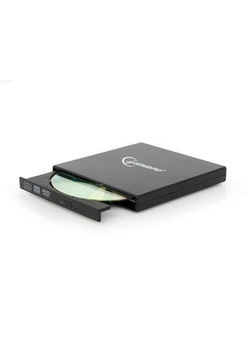 Gembird Externes USB-DVD-Laufwerk