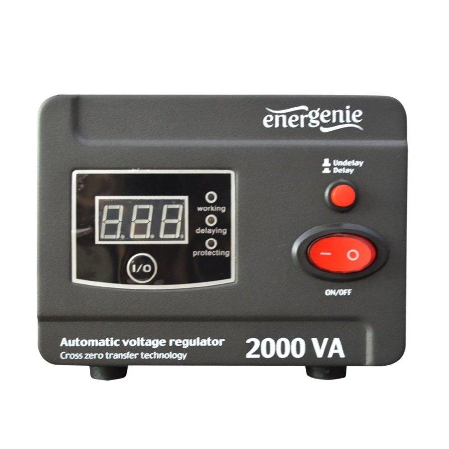 Automatischer AC Spannungsregler und Stabilisator, 2000VA