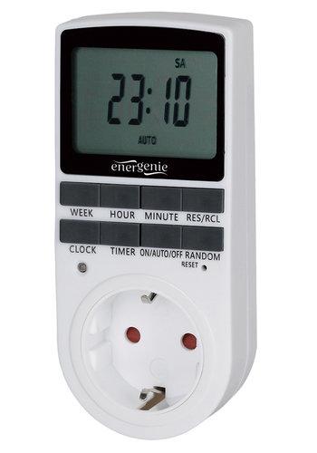 Energenie Smarte Zeitschaltuhr, 16A