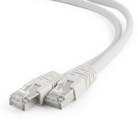 S/FTP Cat6A patchkabel LSZH, grijs 1.5 m