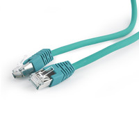S/FTP Cat6A patchkabel LSZH, groen, 5 meter