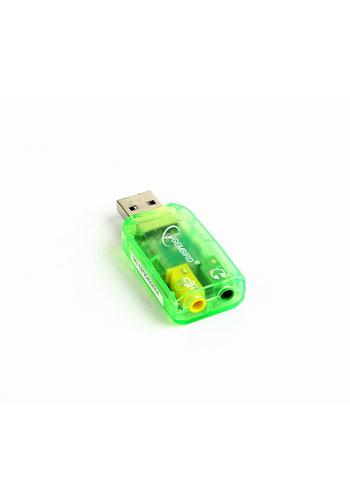 Gembird USB Soundkarte, 'Virtus Plus'