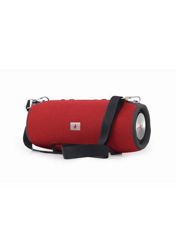 Gembird Bluetooth Speaker 'Long Play' rood