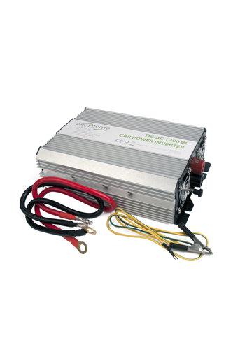 Energenie Auto Gleichstrom-Wechselstrom-Konverter, 12 V, 1200 W