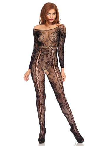 Leg Avenue Long sleeved bodystocking