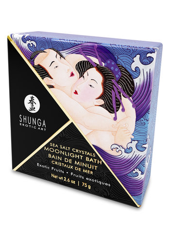 Shunga Crystal Bath Salt 75gr