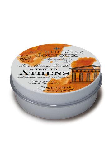 Petits Joujoux Candle Athens Refill 5pcs