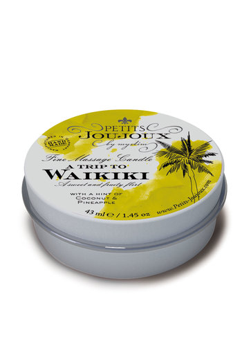 Petits Joujoux Candle Waikiki Refill 5pcs