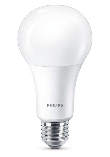 Philips E27 LED lampe 16W (100W) blanc chaud dimmable