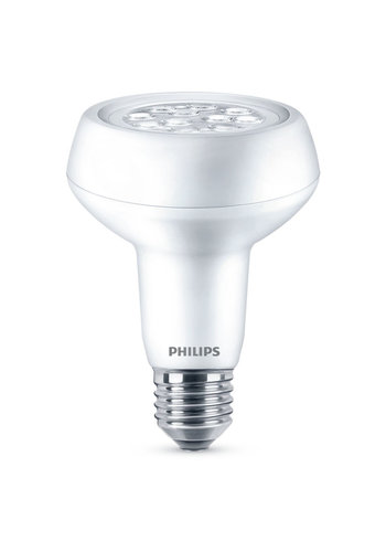 Philips E27 Réflecteur LED R80 3,7W (60W)