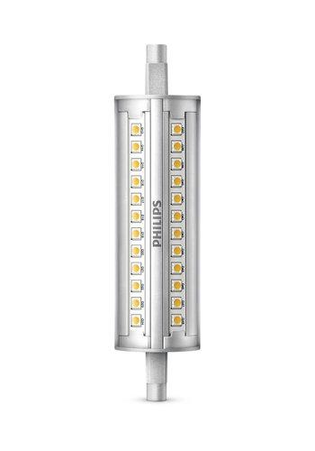 Philips LED Lampe R7S dimmbar (14W (100W) R7Scool weiß)