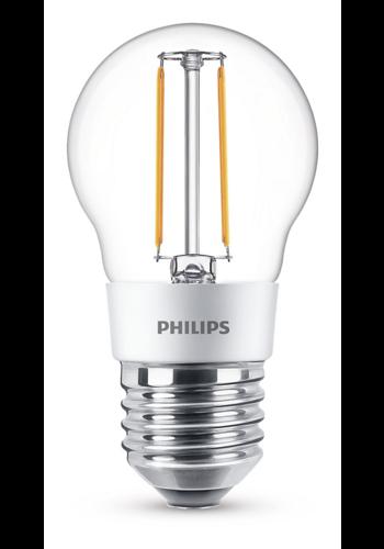 Philips E27 LED-Kugellicht 3w (25w) dimmbar - warmweiß