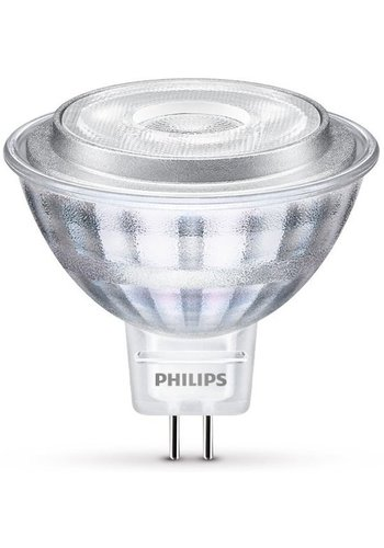 Philips GU5.3 LED-spot 7W=50W warmwit 4000K 12VAC Dimbaar